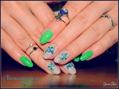 Gorgeous floral water decals!!
