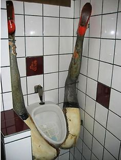 22 Weirdest, Wackiest, And Most Spectacular Toilets On Earth - Page 16 of 22 - flipopular
