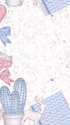 Wallpaper iphone pastel girly New ideas Backgrounds Girly, Tumblr Backgrounds, Wallpaper Backgrounds, Flower Wallpaper, Screen Wallpaper, Cellphone Wallpaper, Iphone Wallpaper, Picture Design, Designer Wallpaper