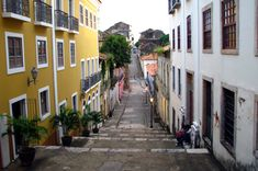 Rua do Giz [Giz Street] - Historic District in São Luís, MA - Brazil.