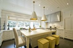 kitchen design - windows - cabinetry - island - counters -interiors