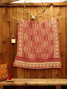 Ukranian Tiles in Comfort® Knitting & Crochet: Afghans