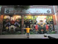 Collage Mural - YouTube