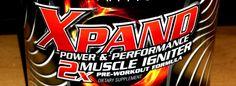 """#Review Pre-#Workout-#Booster: XPand 2x """"Mandarine Orange"""" von @Dymatize Nutrition"""