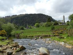 Glendalough, Ireland. Pictures don't do this place justice, it is just breathtaking