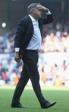 West Ham manager Sam Allardyce in 2013.