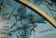 "renaissance-art: "" Hans Holbein c. 1533 The Ambassadors (detail of the Celestial Globe) "" Ravenclaw, Renaissance Kunst, Hans Holbein, Harry Potter Aesthetic, Hogwarts Mystery, Blue Aesthetic, Witch Aesthetic, Aesthetic Images, Greek Gods"