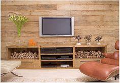 Galeria de fotos: inspire-se em imagens para decorar a sala - Casa e Jardim - GALERIA DE FOTOS - Paredes diferenciadas