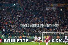 AS Roma vs Livorno (18 Gennaio 2014) As Roma, Movie Posters, Film Poster, Billboard, Film Posters
