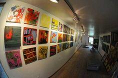 studio of Brendan O'Connel