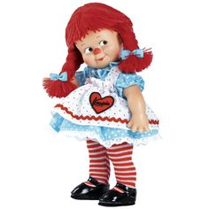 "Amazon.com: Kewpie Rosie 8"" Vinyl Doll: Toys & Games"