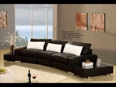2012 Oturma Odası Modelleri Leather Sectional, Sectional Sofa, Couch, Living Room Furniture, Modern, Home Decor, Modular Couch, Settee, Hall Furniture