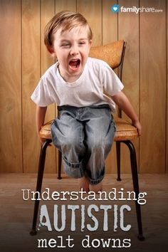 Spread autism awareness and help lessen the challenges of dealing with children with autism. #autism #meltdowns