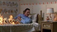 Christopher Walken- Scene from the Dead Zone 1983