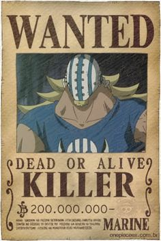 Killer Wanted