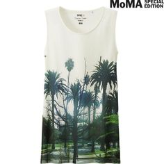 WOMEN SPRZ NY TANK TOP  (STEPHEN SHORE)