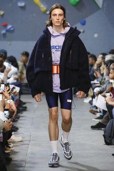 Martine Rose Spring 2018 Menswear Fashion Show Collection