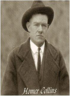 Homer Larkin Collins - Find A Grave. Floyd Collins, Cave City, Eccentric, Real Life, Minerals, Rocks, Gems, Author, Rhinestones