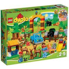 Lego Duplo: El bosque Parque