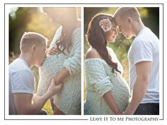 maternity photos with husband - Google Search