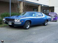 1973 Plymouth Roadrunner