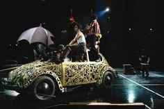 The Best Cirque du Soliel Show in Las Vegas: The Beatles LOVE at the Mirage Las Vegas: Courtesy of Cirque Du Soleil