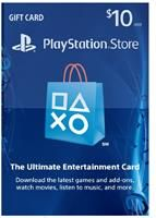 NEW WORK$   10 PlayStation Store Gift Card - PS3/ PS4/ PS Vita [Digital Code] email delivery