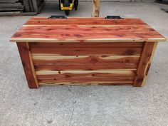 basic cedar chest by barronefarm on etsy