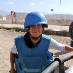 Cheer on #UN Volunteer, Stephanie Case (#Canada), who is currently serving with UN Assistance Mission in #Afghanistan (UNAMA). Stephanie will be competing in a 100-mile, non-stop race across the Alps in support of Women for Afghan Women, starting today. Updates will be posted via her Facebook page (www.facebook.com/canadiancase) and we wish Stephanie all the best!