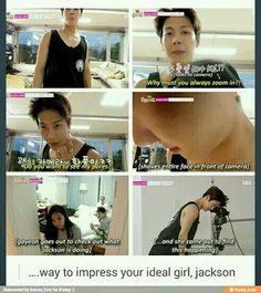 Jackson funny