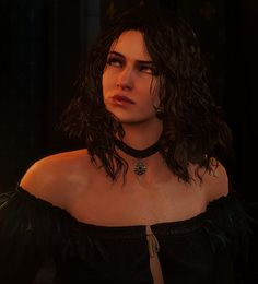 Witcher 3 Yennefer, Yennefer Of Vengerberg, The Witcher Game, Elf Characters, Netflix Tv, Book Tv, Elves, Tv Series, Video Games