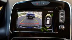 2017 Renault Clio - Backup Camera - Central Console - Picture # 65