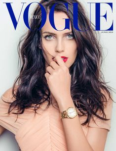 Amanda Wellsh, Vogue Magazine [Mexico] (June 2015)