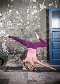 27 Awesome Inversions From Rockstar Yogis