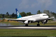 Airbus A320-232 - Air New Zealand | Aviation Photo #1897945 | Airliners.net