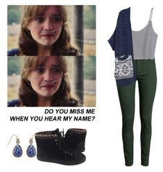 Emma Decody - Bates motel by shadyannon on Polyvore featuring polyvore fashion style H&M Chanel Accessorize clothing