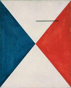 Calder - Untitled, 1930 Oil on canvas Calder Foundation, NY A20456.1