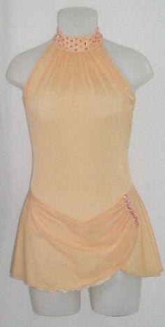 Dance Dresses Freida B - Custom Figure Skating Apparel - $222
