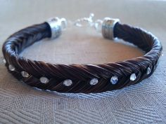 Custom Horse Hair Jewelry!