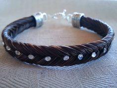 Custom Horse Hair Jewelry!