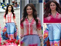 Kareena Kapoor's Style Diary For Singham Returns - Boldsky