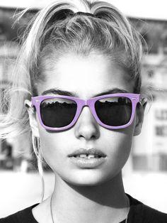 Lavender sunglasses #MyEquipmentStyle #ghdpastels ... sooo lavender :) <3