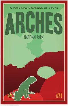 Arches National Park by Matt Brass