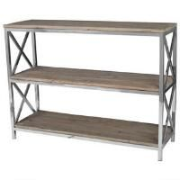 Silverwood Console -Washed Elm