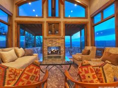 Designed by acclaimed architect Clive Bridgwater! 3051 SADDLEBACK RIDGE DR, Park City UT 84098 - House for Sale in Park City, UT - AllUtahHomes.com, property listed by Summit Sotheby's International