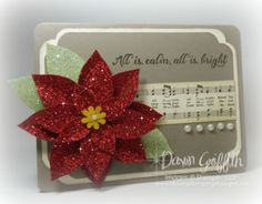 Christmas Card Festive Flower Punch & Curvy Corner Trio punch video