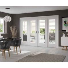 Choose Internal Folding Sliding #Doors Interior for Perfect Design #homeImprovement #homerenovation