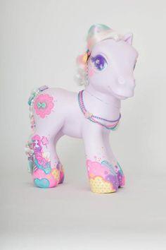 Miss Kika's Pony is my favorite!