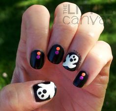 Halloween+Ghost+Nail+Art+1.jpg (1600×1537)