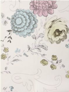 I wish I would have bought this wallpaper from Anthropologie a couple years ago. I'm still obsessed with it!!
